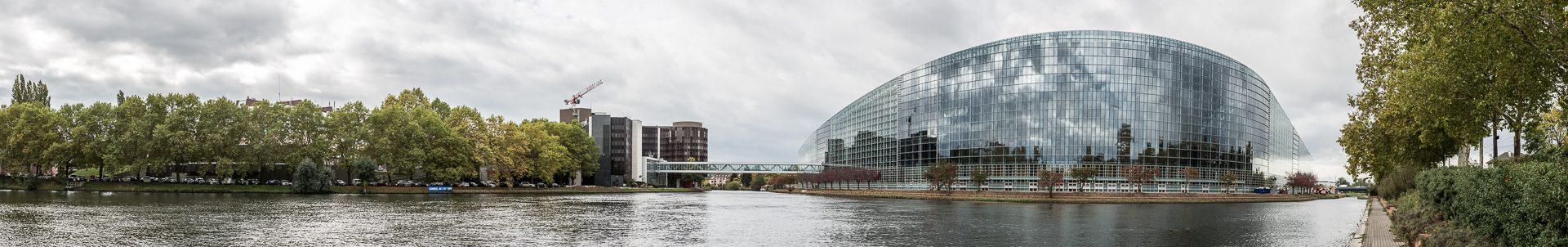 Straßburg Europaparlament