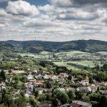 Burg Lindenfels Landschaft