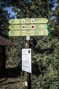 Diverse Wanderwege verlaufen über die Neunkircher Höhe