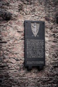 Gedenktafel Auerbacher Schloss