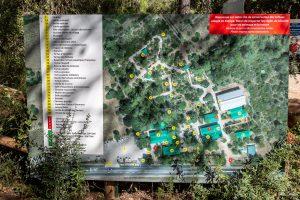 Plan des Village des Tortues