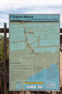Übersichtskarte der Alten Salinen