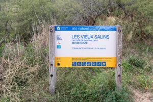 Naturschutzgebiet Vieux Salins