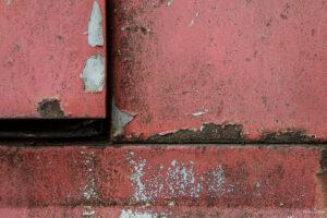 Abstrakt - Rost und Farbe