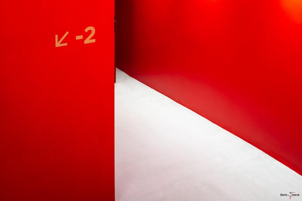 Minus 2 - Abstrakte Architekturfotografie