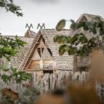 Nicht weit vom Freilichtmuseum entfernt, lag die bronzezeitliche Siedlung Uhldingen Stollwiesen, hier die Rekonstruktion